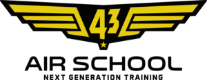 43 Air School Logo