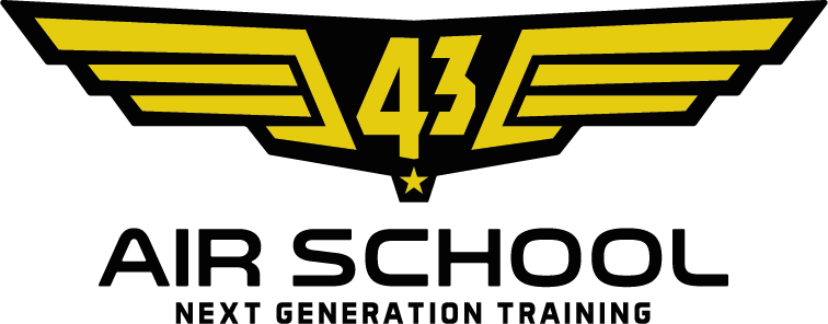 43 Air School Logo